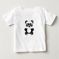Panda herdsman baby baby T-Shirt