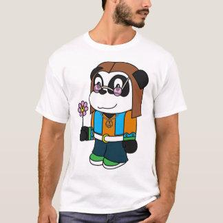 Panda - Hippie T-Shirt