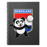 Panda holandesa del voleibol libros de apuntes