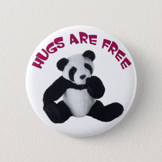 Panda hug button