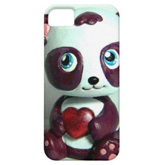 Panda Hug II iPhone SE/5/5s Case