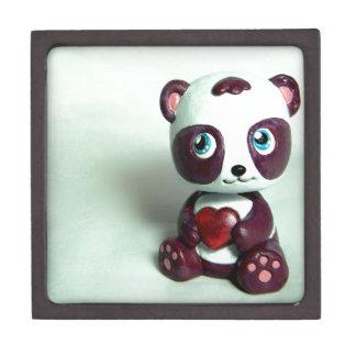 Panda Hug II Jewelry Box