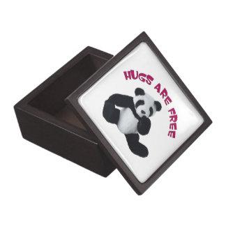Panda hug Premium Gift Box (2) sizes