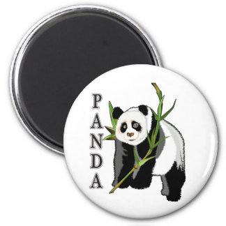 Panda Imán Para Frigorífico