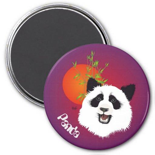 Panda imán (Ailuropoda melanoleuca)