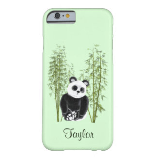 Panda in Bamboo Barely There iPhone 6 Case