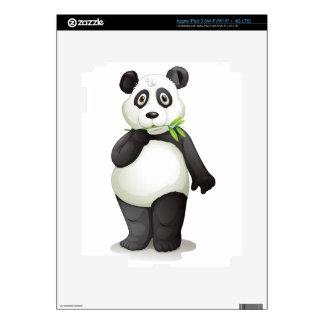 panda iPad 3 skin