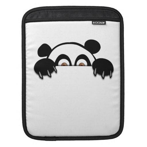 Panda iPad Sleeve