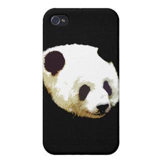 Panda iPhone 4 Fundas