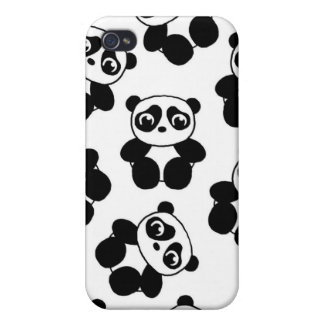 Panda Cover For iPhone 4