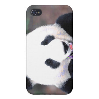 Panda iPhone 4 Covers