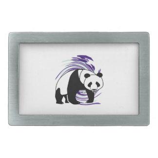 PANDA IS AMAZING BELT BUCKLES