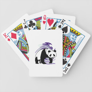 PANDA IS AMAZING BICYCLE PLAYING CARDS