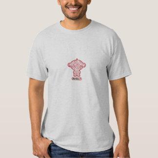 PANDA J9 Apparel-Graphic Tee / WHT / Pixel Shirt