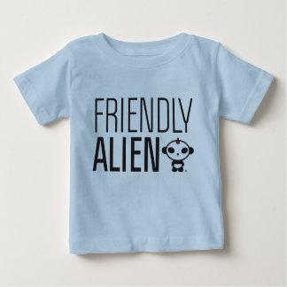 PANDA J9 Infant Apprel / Friendly Alien Tees