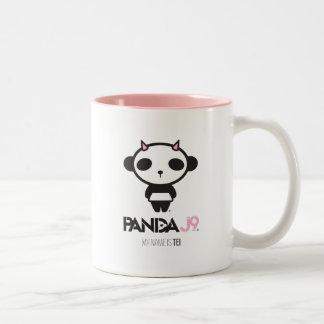 PANDA J9 Mug / WHT&PNK / Tei