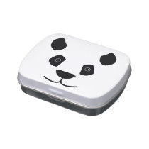 Panda Jelly Belly Tin
