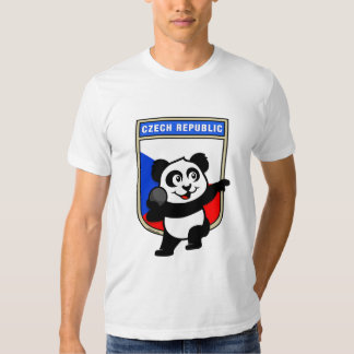 Panda lanzamiento de peso de la República Checa Playera