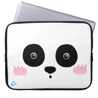 Panda! Laptop Computer Sleeves