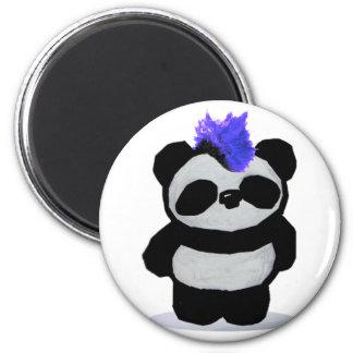 Panda Large 2010 Edition 2 Inch Round Magnet