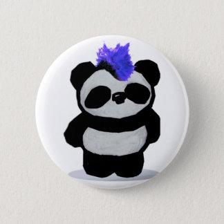 Panda Large 2010 Edition Pinback Button