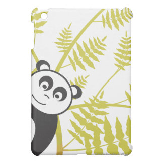 Panda Leaves Cover For The iPad Mini
