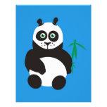 Panda Letterhead Design