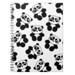 Panda Libro De Apuntes Con Espiral