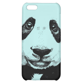 Panda (light blue) cover for iPhone 5C
