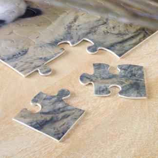 Panda Lin Ping Jigsaw Puzzle