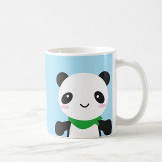 Panda linda estupenda de Kawaii Taza Clásica