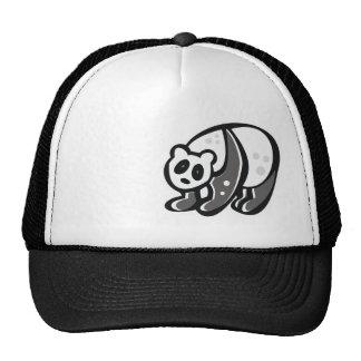 Panda linda Fresco Gorras De Camionero