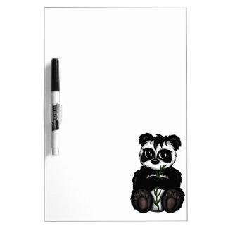 panda linda pizarras blancas de calidad