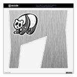 Panda linda; Plata Calcomanías Para El Xbox 360 S