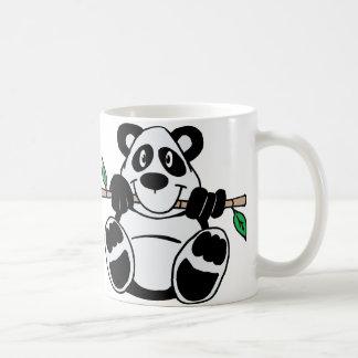 Panda linda taza clásica