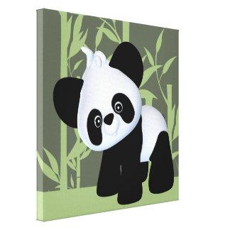Panda Lona Estirada Galerias