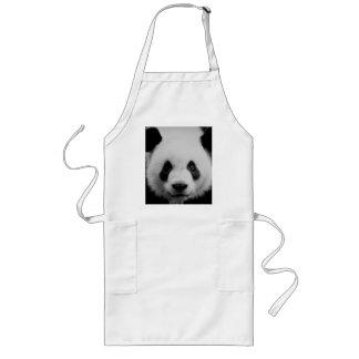 Panda Long Apron