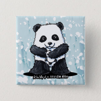 Panda Love Button