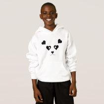 PANDA LOVE HOODIE
