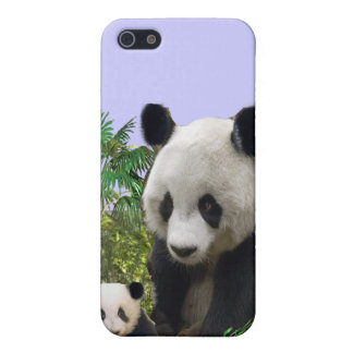 Panda love I-pod iPhone SE/5/5s Case