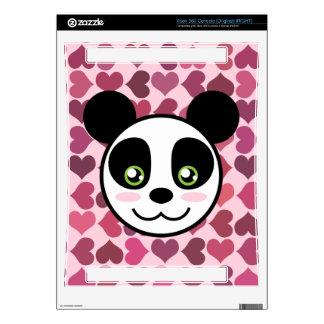 """Panda Love"" Decal For Xbox 360"