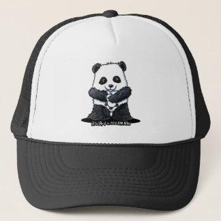 Panda Love Trucker Hat