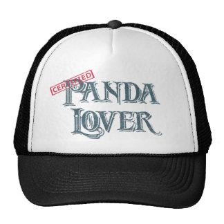 Panda Lover Hat