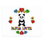 Panda Lover Post Cards