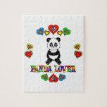Panda Lover Puzzles