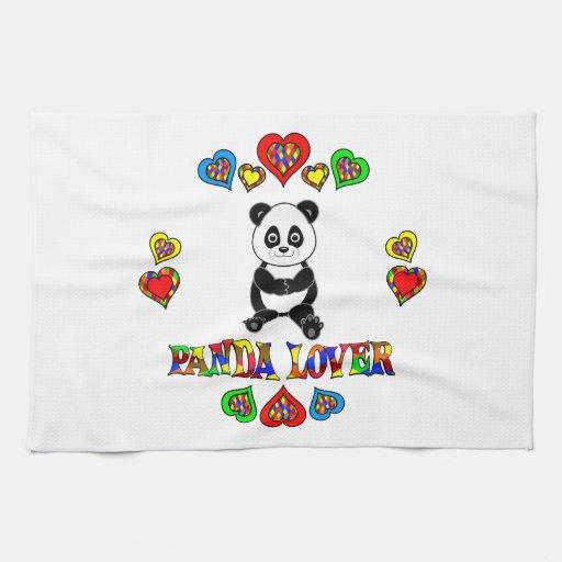 Panda Lover Towel