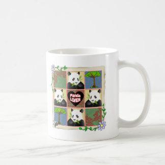 PANDA LOVERS - GIFTS COFFEE MUG