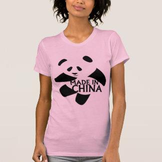 Panda, Made in China - Customized T-Shirt