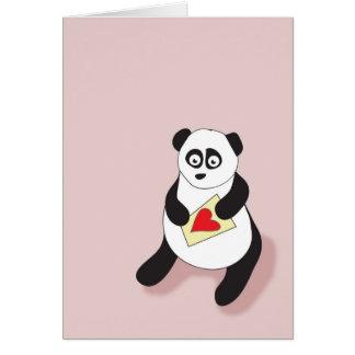 Panda Mail Card