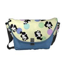 Panda Mania Baby Courier Bag